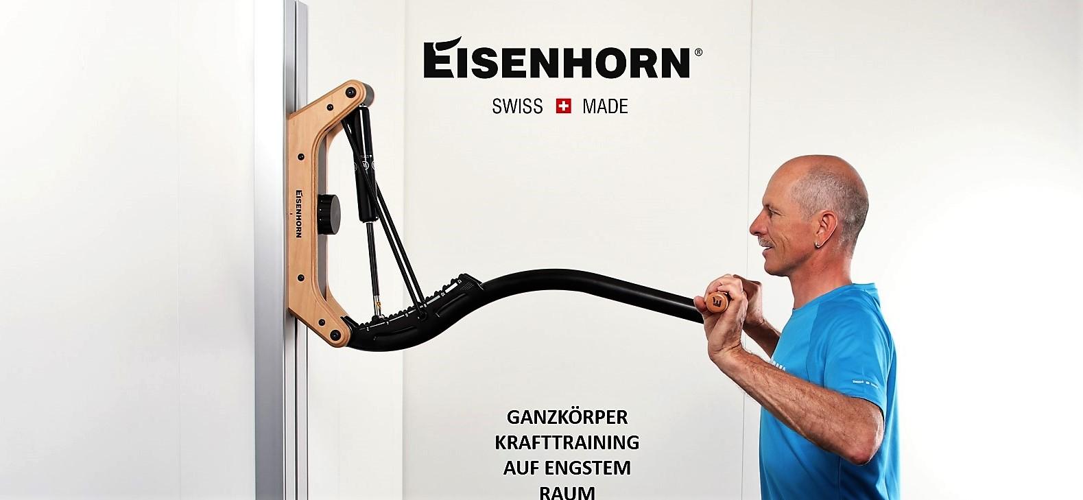 Eisenhorn MVG Ganzkörper Krafttraining