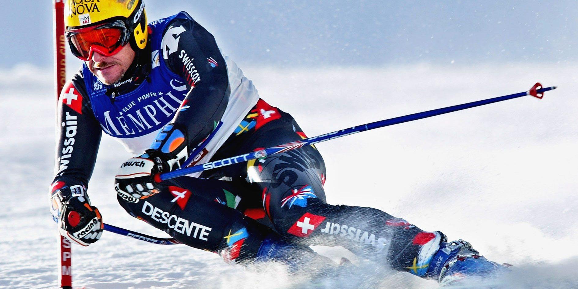 ×Copyright: GEPA pictures ×Photographer: Markus Ulmer ×Name: GrŸnigen ×Rubric: Sport ×Type: Ski alpin ×Event: Weltcup, Riesentorlauf Herren ×Site: Sšlden, …sterreich ×Date: 27/10/01 ×Description: Michael von GrŸnigen (SUI) ×Archive: DCSPZ-281001506 ×RegDate: 28.10.2001 ×Note: 4,5 Mb - CB/CB